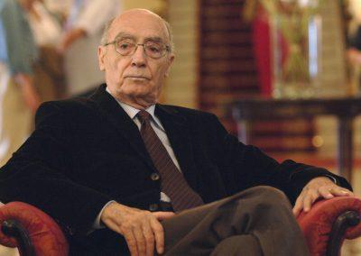 José Saramago - foto observer
