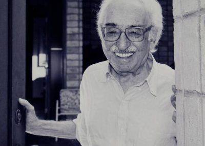 Manoel de Barros - arquivo da família
