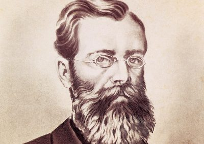 Portrait of Jose' Martiniano de Alencar
