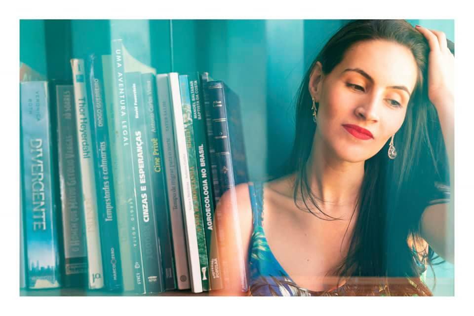 Cartas de Carolina: Lab Poético, livro novo, poesia e cinema