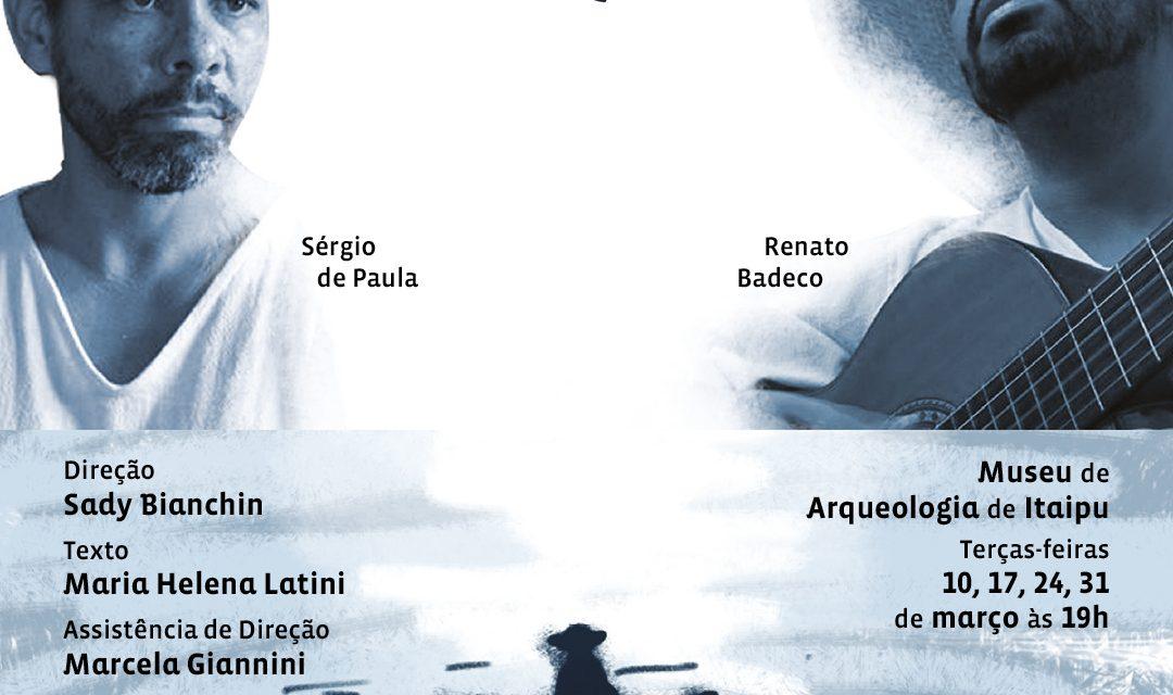 Peça embalada por canções de Dorival Caymmi entra em cartaz em Niterói