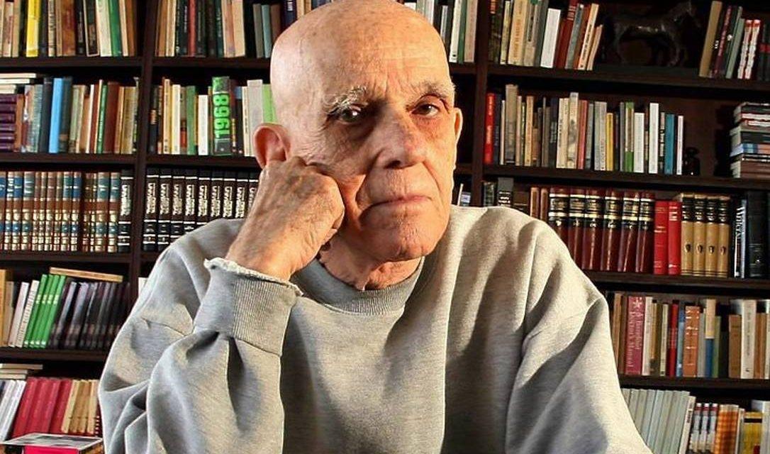 Luto: Escritor Rubem Fonseca morre aos 94 anos