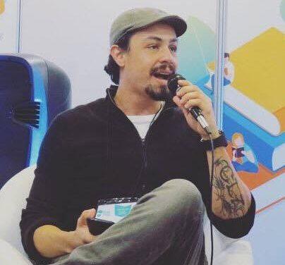 Laboratório Poético: Poeta Igor Calazans promove série de encontros nas redes sociais